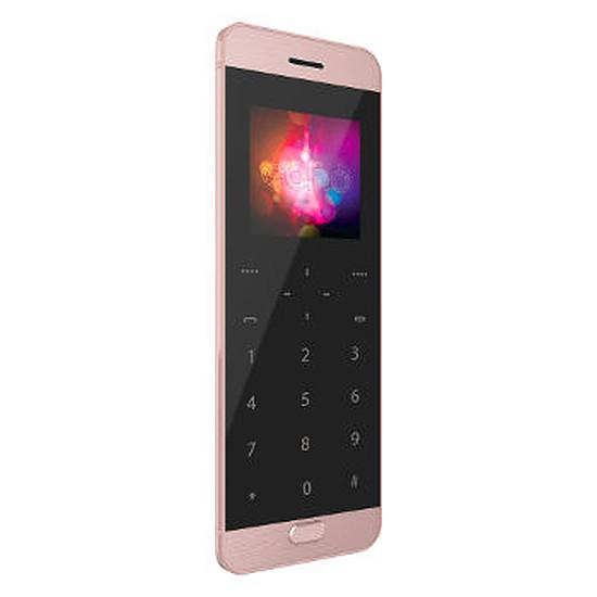Smartphone et téléphone mobile Echo Paris (rose)