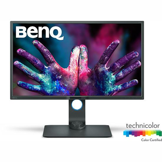 Écran PC BenQ PD3200Q - Autre vue