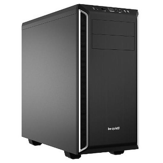Boîtier PC Be Quiet Pure Base 600 Silver + Pure Power 10 CM 600W