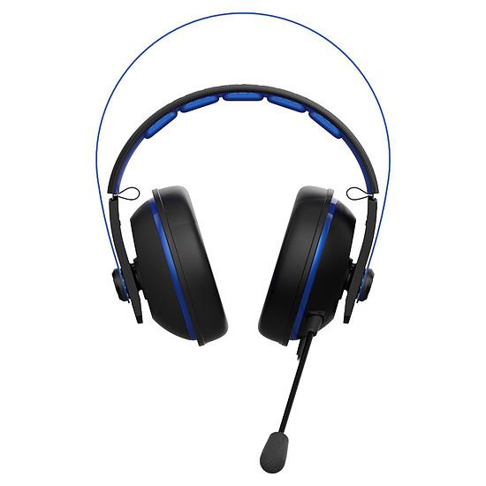 Casque micro Asus Cerberus V2 - Bleu - Autre vue