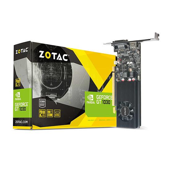 Carte graphique Zotac GeForce GT 1030 - 2 Go