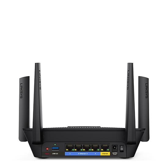 Routeur et modem Linksys EA8300 - Routeur MAX-STREAM WiFi AC2200 MU-MIMO - Autre vue
