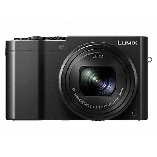 Appareil photo compact ou bridge Panasonic Lumix TZ100 Noir + Etui + Carte SD 16 Go (Pack)