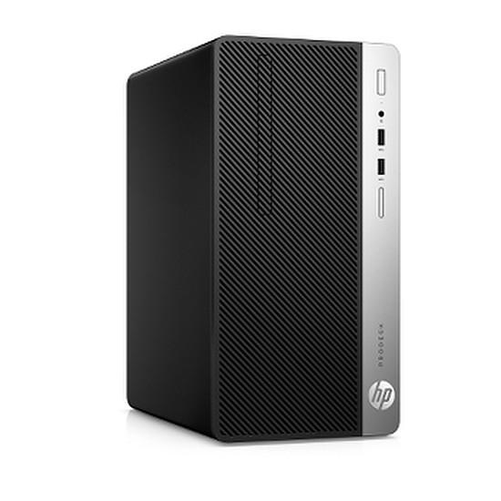 PC de bureau HP ProDesk 400 G4 MT - i3 - 4 Go - 500 Go HDD