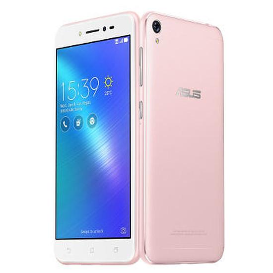 Smartphone et téléphone mobile Asus ZenFone Live ZB501KL (rose)