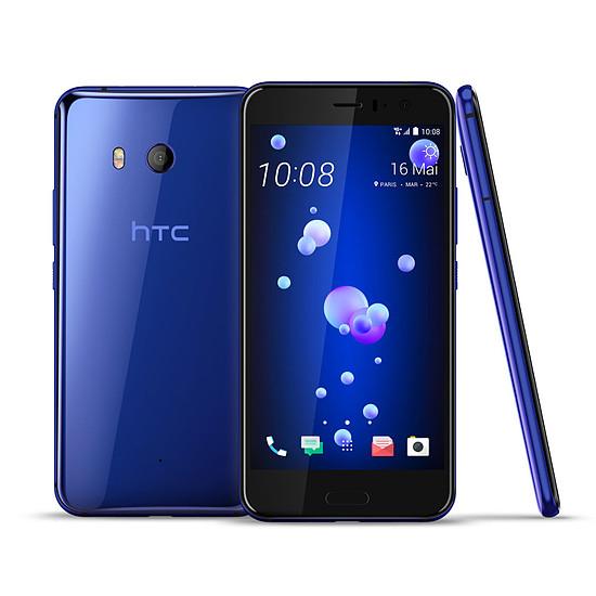 Smartphone et téléphone mobile HTC U11 (bleu saphir)