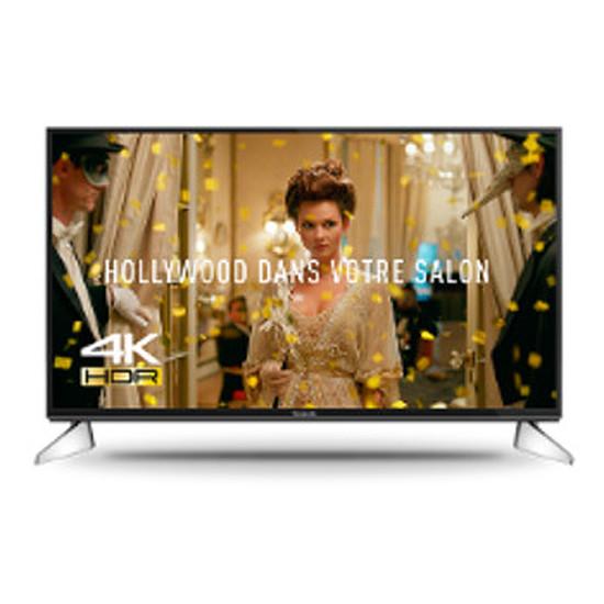 TV Panasonic TX55EX600E TV LED UHD 139 cm