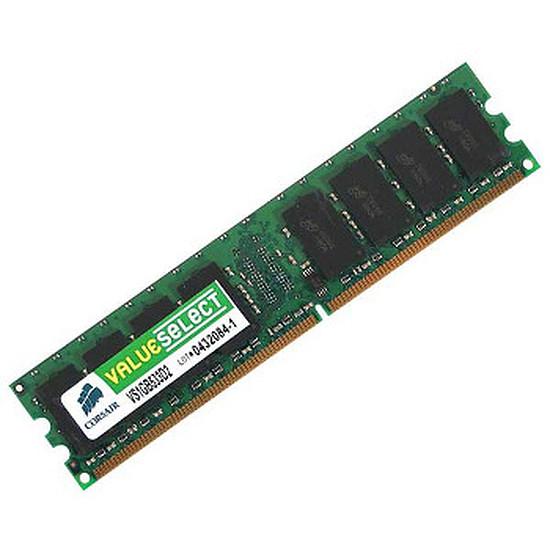 Mémoire Corsair DDR2 1 Go 533 Mhz CAS 4