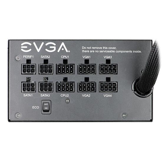 Alimentation PC EVGA SuperNOVA GQ 850W - Autre vue