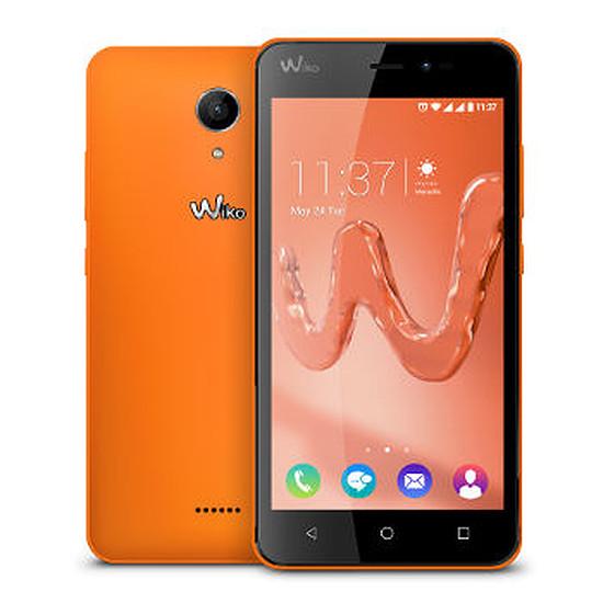 Smartphone et téléphone mobile Wiko Freddy (orange)
