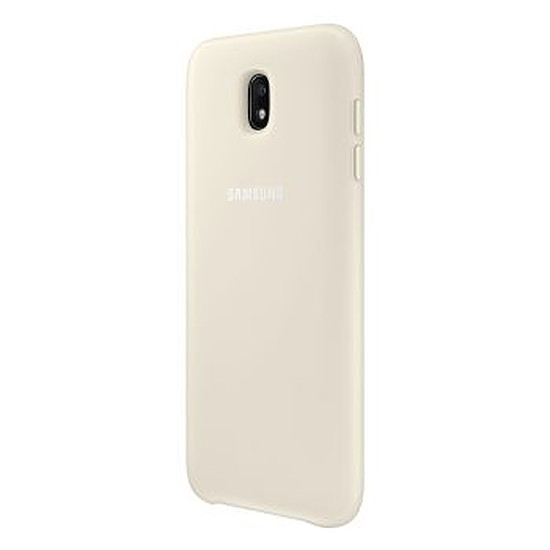 Coque et housse Samsung Coque double protection (or) - Galaxy J7 2017
