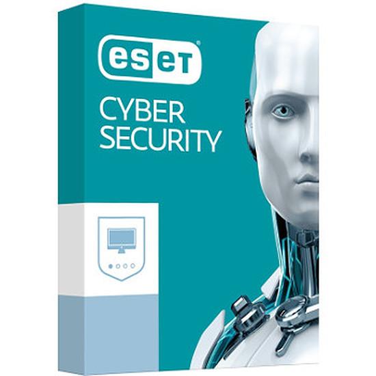 Antivirus et sécurité ESET Cyber Security pour MAC 2017 (1 an 3 postes)