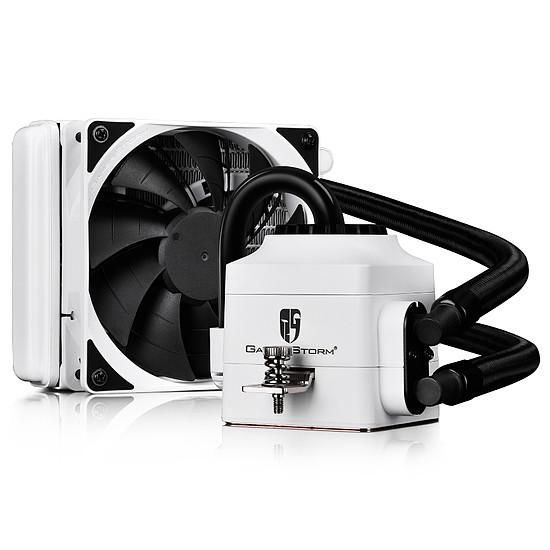 Refroidissement processeur DeepCool Gamer Storm Captain 120 EX V2 Blanc