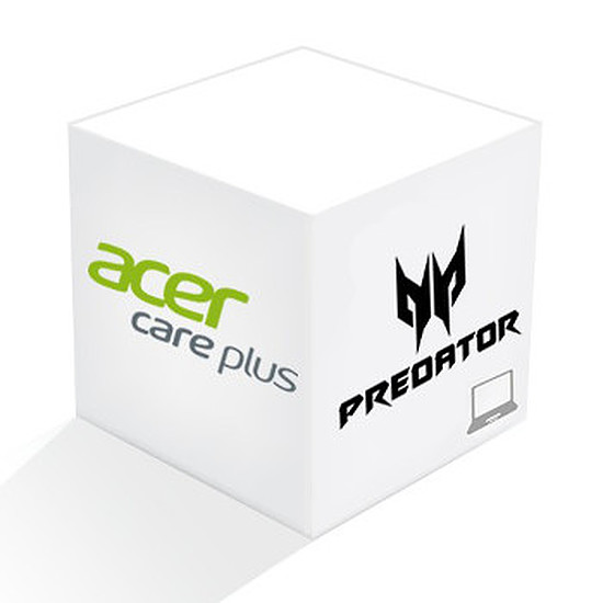Garanties PC portable Acer Extension de garantie Predator à 3 ans