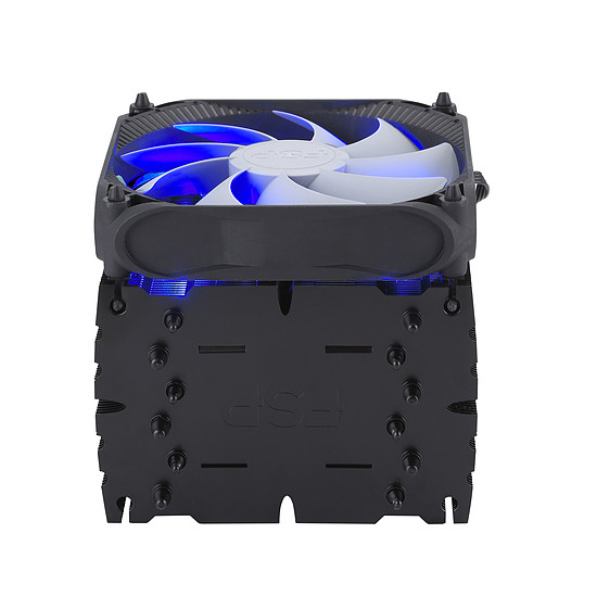 Refroidissement processeur FSP Fortron WINDALE 6 - Autre vue
