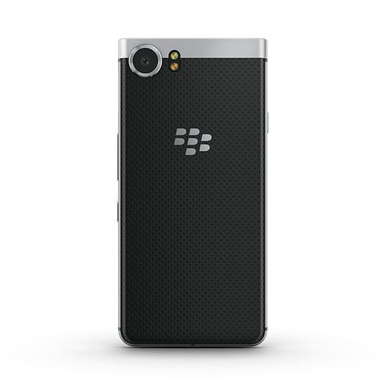 Smartphone et téléphone mobile BlackBerry KEYone (argent) - Azerty - Autre vue