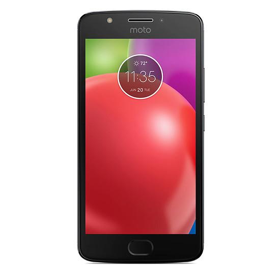 Smartphone et téléphone mobile Motorola Moto E4 (gris)