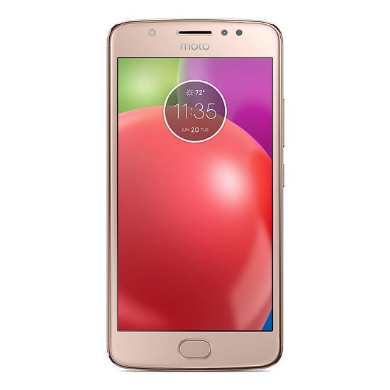 Smartphone et téléphone mobile Motorola Moto E4 (or)