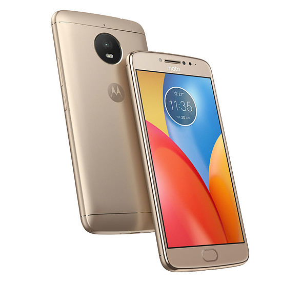 Smartphone Et Telephone Mobile Motorola Moto E4 Plus Or