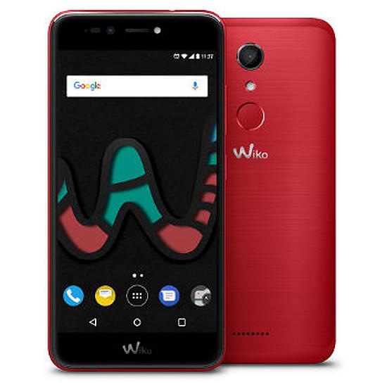 Smartphone et téléphone mobile Wiko Upulse Lite (rouge)