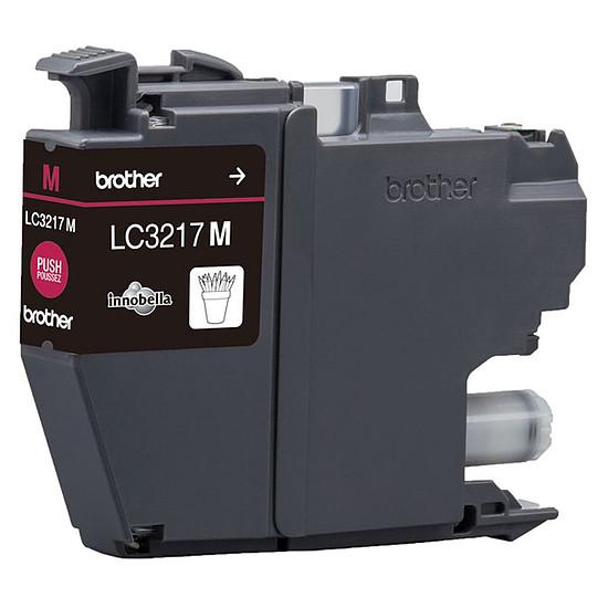 Cartouche imprimante Brother LC3217M Magenta - Autre vue