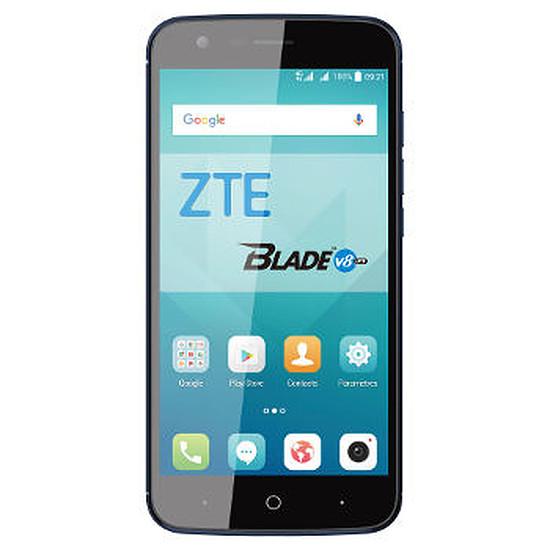 Smartphone et téléphone mobile ZTE Blade V8 Lite (bleu)