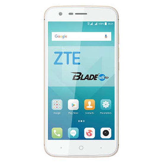 Smartphone et téléphone mobile ZTE Blade V8 Lite (or)