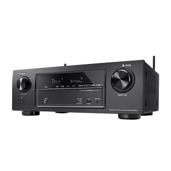 Ampli Home-Cinéma Denon AVR-X1400 H Noir