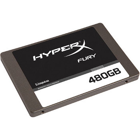 Disque SSD HyperX Fury -  480 Go
