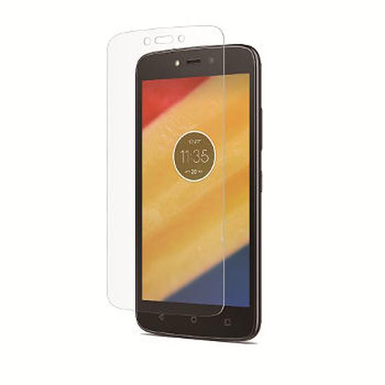 Protection d'écran Muvit Film en verre trempé - Motorola Moto C Plus