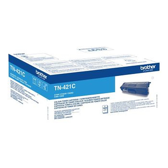 Toner Brother TN-421C Toner cyan - 1800 pages