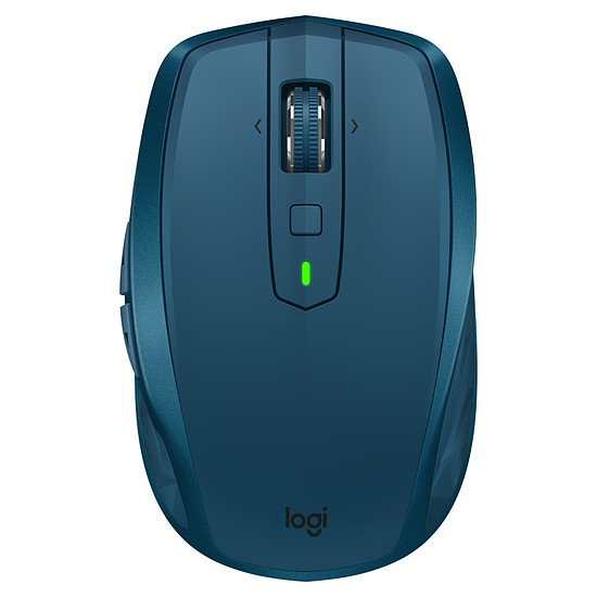 Souris PC Logitech MX Anywhere 2S - Bleu