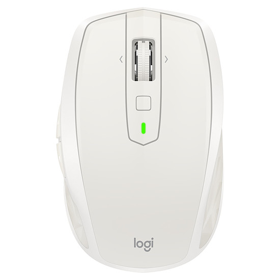 Souris PC Logitech MX Anywhere 2S - Blanc