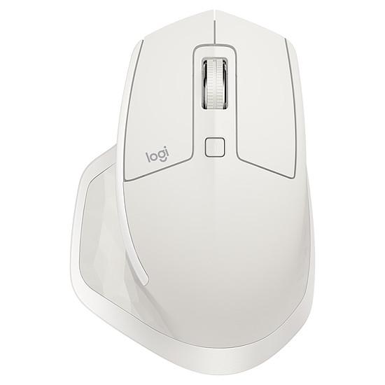 Souris PC Logitech MX Master 2S - Blanc