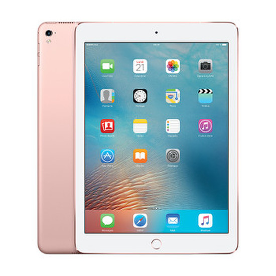 Tablette Apple iPad Pro 10,5 - Wi-Fi - 4G - 256 Go - Rose Gold