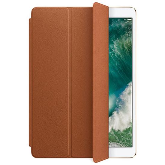 """Accessoires tablette tactile Apple Smart cover cuir havane - iPad Pro 10,5"""""""