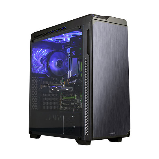 Boîtier PC Zalman Z9 Neo Plus Noir