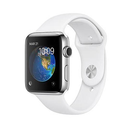 Montre connectée Apple Watch 2 acier inoxydable 38 mm