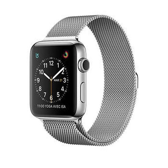 Montre connectée Apple Watch Series 2 - GPS - 38 mm