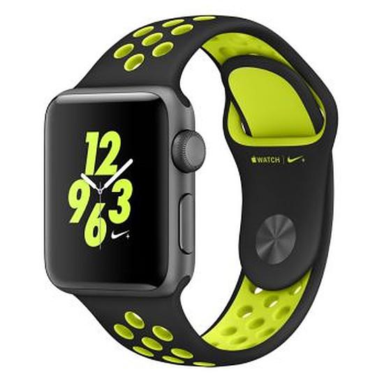 Montre connectée Apple Watch 2 Nike+ aluminium 42 mm