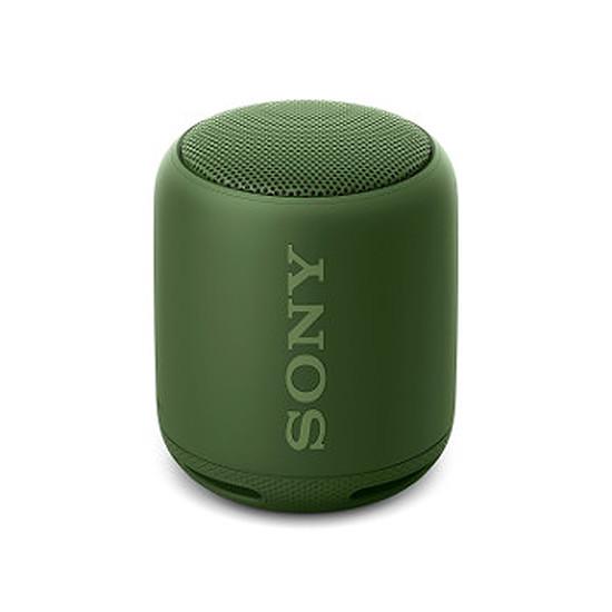 Enceinte Bluetooth Sony SRSXB10 Vert