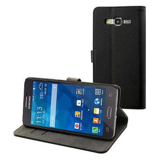 Coque et housse Muvit Etui folio slim (noir)- Samsung Galaxy Grand Prime