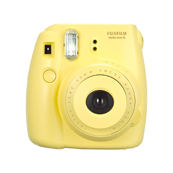 Appareil photo compact ou bridge Fujifilm Instax MINI 8 Jaune