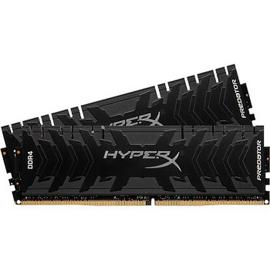 Mémoire HyperX Predator DDR3 2 x 4 Go 2133 MHz CAS 11