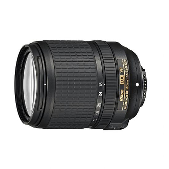 Objectif pour appareil photo Nikon AF-S DX 18-140mm f/3.5-5.6G ED VR