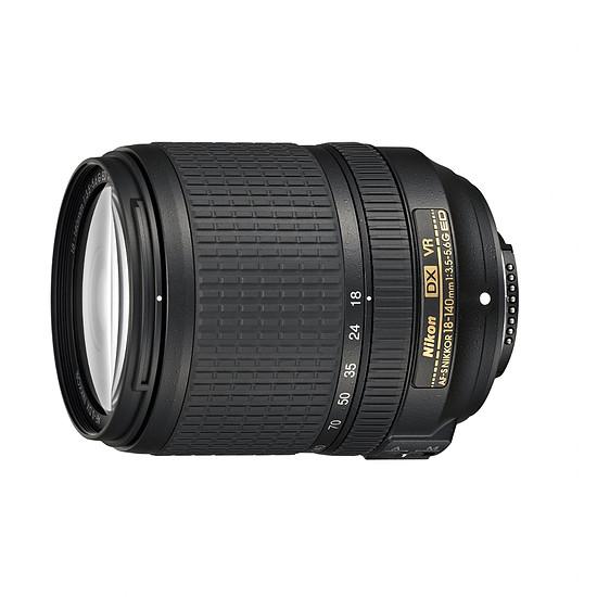Objectif pour appareil photo Nikon AF-S DX 18-140mm f/3.5-5.6G ED VR - Autre vue