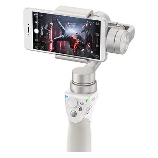 Autres accessoires Dji Osmo mobile (argent) - Stabilisateur smartphone
