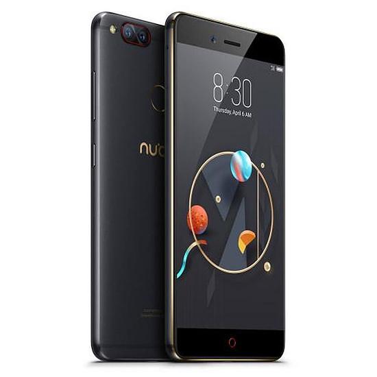 Smartphone et téléphone mobile Nubia Z17 mini (noir & or)