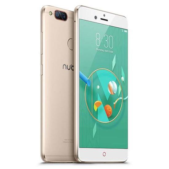 Smartphone et téléphone mobile Nubia Z17 mini (or)