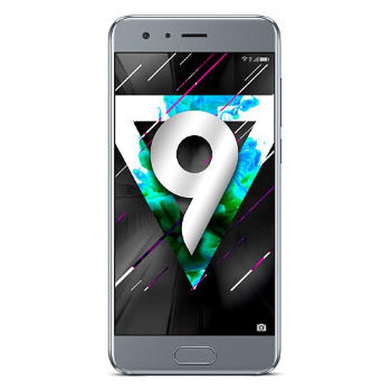 Smartphone et téléphone mobile Honor 9 (argent)
